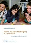 ebook: Kinder- und Jugendbeteiligung in Deutschland