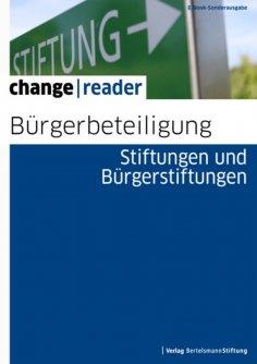 ebook: Bürgerbeteiligung - Stiftungen und Bürgerstiftungen