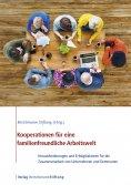 eBook: Kooperationen für eine familienfreundliche Arbeitswelt