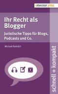eBook: Ihr Recht als Blogger