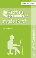 eBook: Ihr Recht als Programmierer