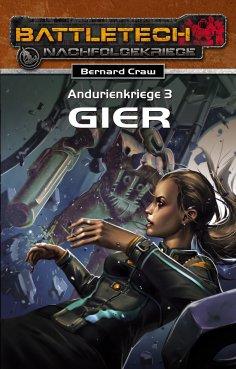 eBook: BattleTech 25: Andurienkriege 3