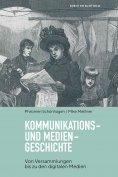 eBook: Kommunikations- und Mediengeschichte