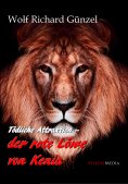 eBook: Der rote Löwe von Kenia