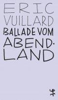 ebook: Ballade vom Abendland