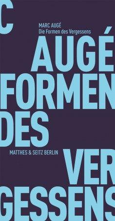 eBook: Die Formen des Vergessens