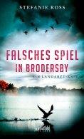 eBook: Falsches Spiel in Brodersby