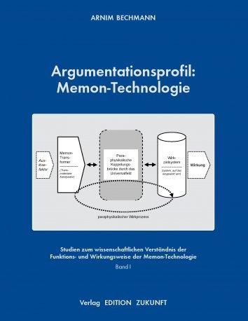 arnim bechmann argumentationsprofil memon technologie als ebook kostenlos bei readfy. Black Bedroom Furniture Sets. Home Design Ideas