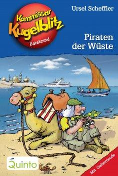 eBook: Kommissar Kugelblitz 30. Piraten der Wüste
