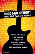 eBook: 1000 Mal gehört - 1000 Mal fast nix kapiert