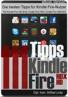 eBook: 111 Tipps zum Kindle Fire (HD/HDX)