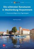 eBook: Die schönsten Kanutouren in Mecklenburg-Vorpommern