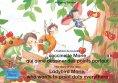 eBook: L'histoire de la petite coccinelle Marie qui aime dessiner des points partout. Francais-Anglais. / T