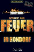 eBook: Feuer in Rondorf