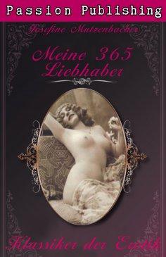ebook: Klassiker der Erotik 5: Meine 365 Liebhaber