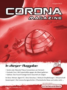 eBook: Corona Magazine 09/2015: September 2015