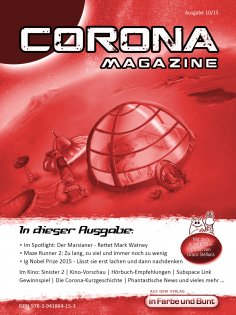 eBook: Corona Magazine 10/2015: Oktober 2015