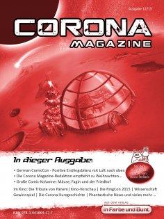 ebook: Corona Magazine 12/2015: Dezember 2015
