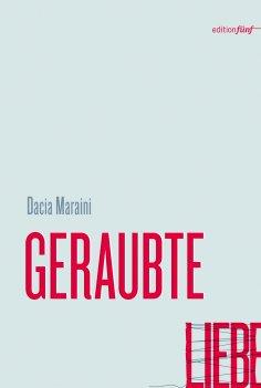 ebook: GERAUBTE LIEBE