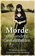eBook: Morde und andere Gemeinheiten