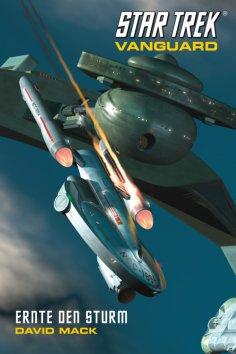 ebook: Star Trek - Vanguard 3: Ernte den Sturm
