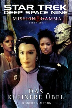 eBook: Star Trek - Deep Space Nine 8.08: Mission Gamma 4 - Das kleinere Übel