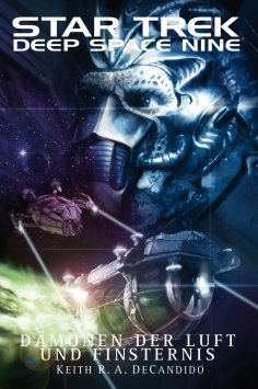 eBook: Star Trek - Deep Space Nine 8.04: Dämonen der Luft und Finsternis