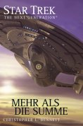 ebook: Star Trek - The Next Generation 05: Mehr als die Summe