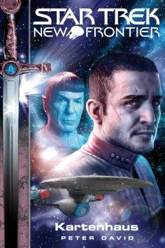 eBook: Star Trek - New Frontier 01: Kartenhaus