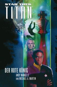 ebook: Star Trek - Titan 2: Der rote König