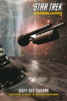 ebook: Star Trek - Vanguard 2: Rufe den Donner