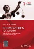 eBook: Promovieren für Juristen