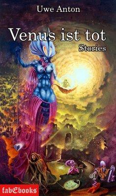 eBook: Venus ist tot
