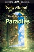eBook: Die Göttliche Komödie - Dritter Teil: Paradies