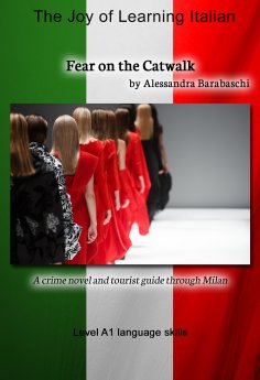 eBook: Fear on the Catwalk - Language Course Italian Level A1