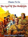 ebook: The Last of the Mohicans