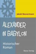 eBook: Alexander in Babylon