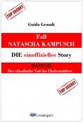 """eBook: Fall Natascha Kampusch - Die """"inoffizielle"""" Story"""
