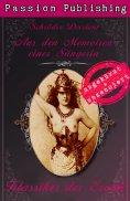ebook: Klassiker der Erotik 35: Aus den Memoiren einer Sängerin