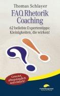 eBook: FAQ Rhetorik Coaching