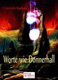 ebook: Worte wie Donnerhall