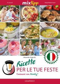 eBook: MIXtipp: Ricette per le tue Feste (italiano)