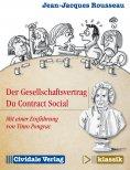 eBook: Der Gesellschaftsvertrag / Du Contract Social