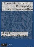 eBook: El arte poética en romance castellano