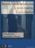 eBook: La novela moderna. Estudio filosófico