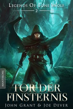 eBook: Legends of Lone Wolf 02 - Tor der Finsternis