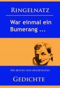 eBook: Gedichte – War einmal ein Bumerang …