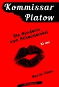 ebook: Kommissar Platow, Band 11: Die Sünderin vom Schaumainkai