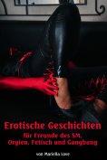 ebook: Erotische Geschichten für Freunde des SM, Orgien, Fetisch und Gangbang