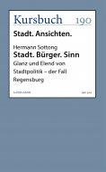 eBook: Stadt. Bürger. Sinn